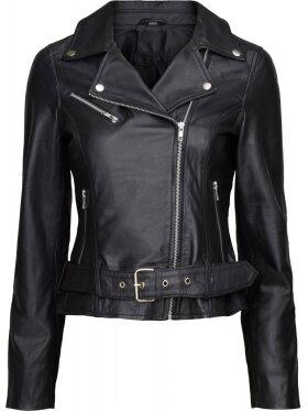 Notyz - Notyz Biker Jacket Black