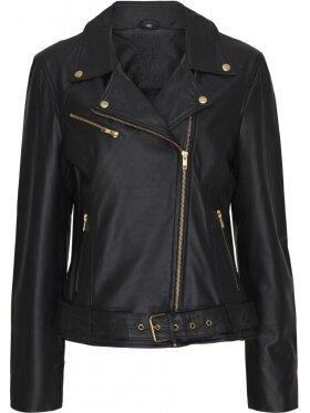 Notyz - Leather Biker jacket