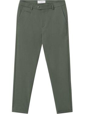 Les Deux - Como Suit Pants Thyme Green