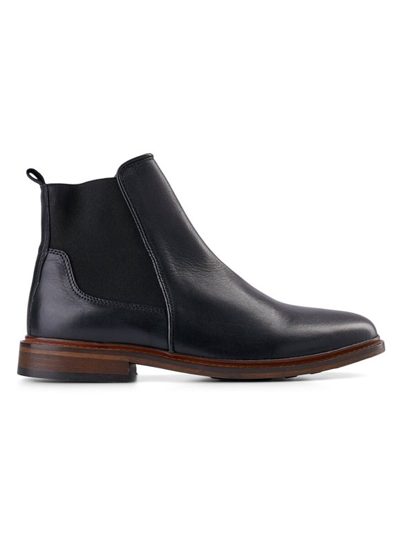 Shoe the Bear - Wyatt L Shoes Black