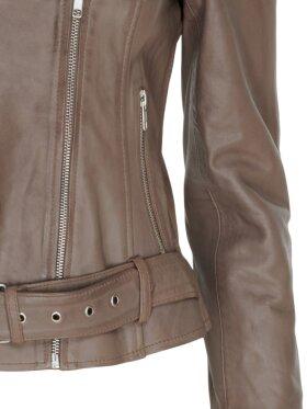 Notyz - Biker Jacket Stone w Silver