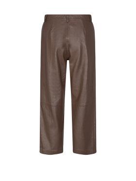 Mos Mosh - Como leather pant carafe