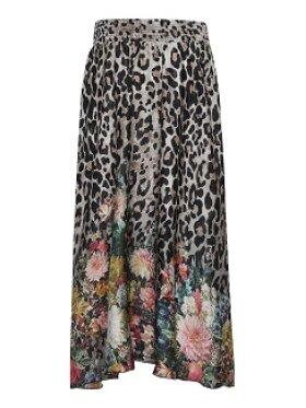 Karmamia - Cassie skirt light leo flower