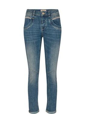 Mos Mosh - Naomi Reloved Jeans Blue