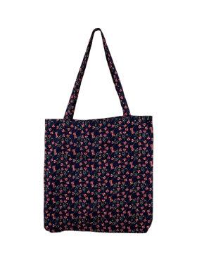 Black Colour - Lulu shopper navy granny