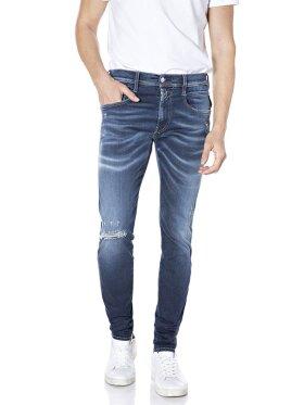 Replay - Hyperflex xlite re-used jeans