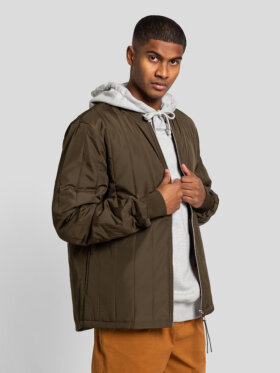 Revolution - Quilted Bomber