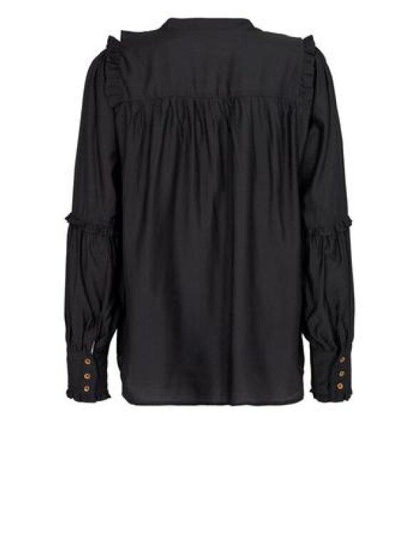 Gossia - Maline blouse / black