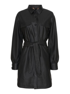 Notyz - Shirt Jacket /black