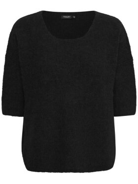 Soaked in Luxury - Tuesday jumper black