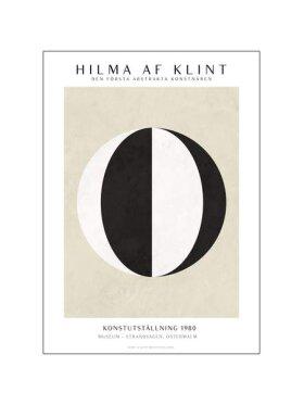 Plakater - Hilma af klint black/white