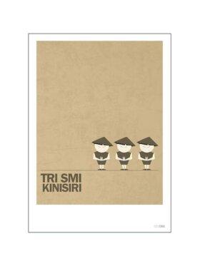 Plakater - Tri Smi Kinisri
