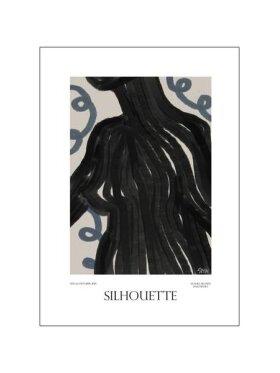 Plakater - Silhouette 50*70